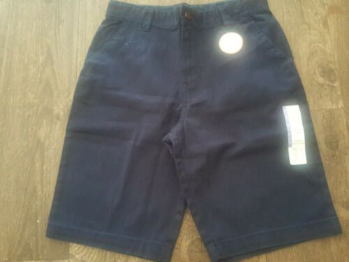 Details about  /Boys Wonder Nation School Uniform Shorts Size 16 New With Tag