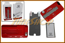 iPHONE 6 6S CELL PHONE CASE HONDA OFFICIAL TYPE R VTEC B-SERIES RED VALVE COVER