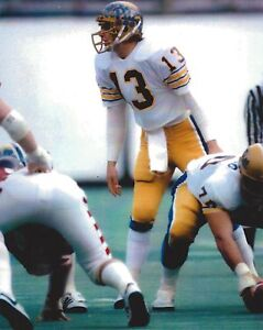 dan marino 8x10 photo pitt panthers ncaa football picture