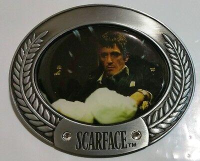 Scarface Tony Montana Metal Belt Buckle