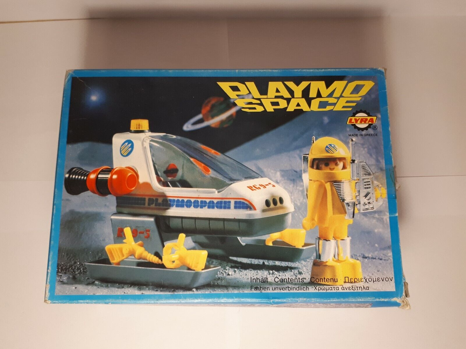 Playmobil Playmobil Playmobil LYRA - PLAYMO SPACE - no.3509 b484c3