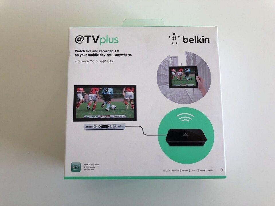 TV Tuner, Belkin, Perfekt