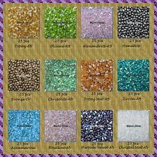 Lot de 300 Perles de bohème goutte 9 x 6mm