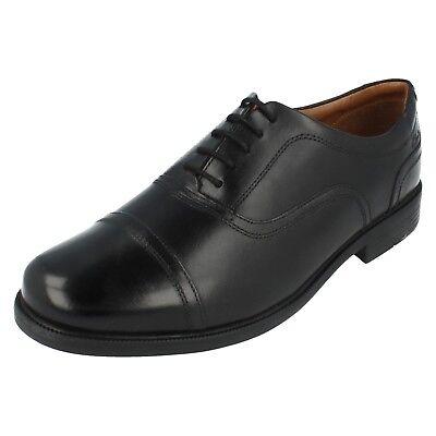 Mens Beeston Cap4 Toe Cap Lace Up Shoes By Clarks £54.99