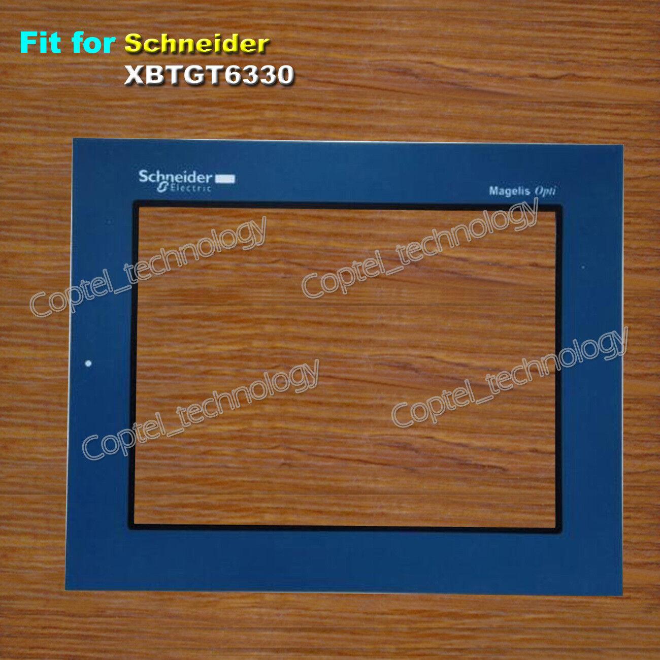 Screen Glass Predective Film for Schneider XBTGT6330 One Year Warranty