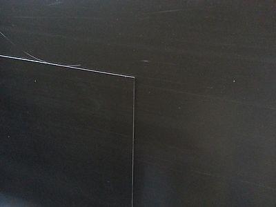 Clear Anodized Aluminum Sheet 5005 10 x 12 .063