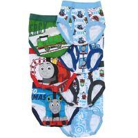 Thomas The Train & Friends - 7 Pairs Underwear/briefs Sz 2-3t, 4t Usa