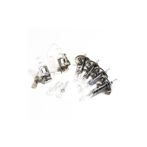 Peugeot 306 H1 H1 H3 501 55w Clear Xenon HID High//Low//Fog//Side Headlight Bulbs