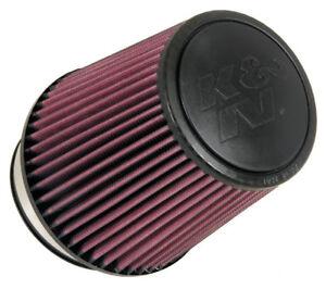 RU-5061-K-amp-n-Universal-Filtro-De-Aire-De-Goma-4-3-8-034-10-grados-FLG-6-034-B-4-5-8-034-T-6-1-2