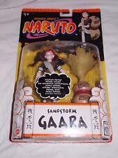 Naruto - Ultimate Defense Sandstorm Gaara 5 inch Figure by Mattel J8466