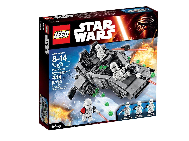 Lego Star Wars de premier ordre Snowspeeder 75100-NEUF  - 444 pcs  le magasin