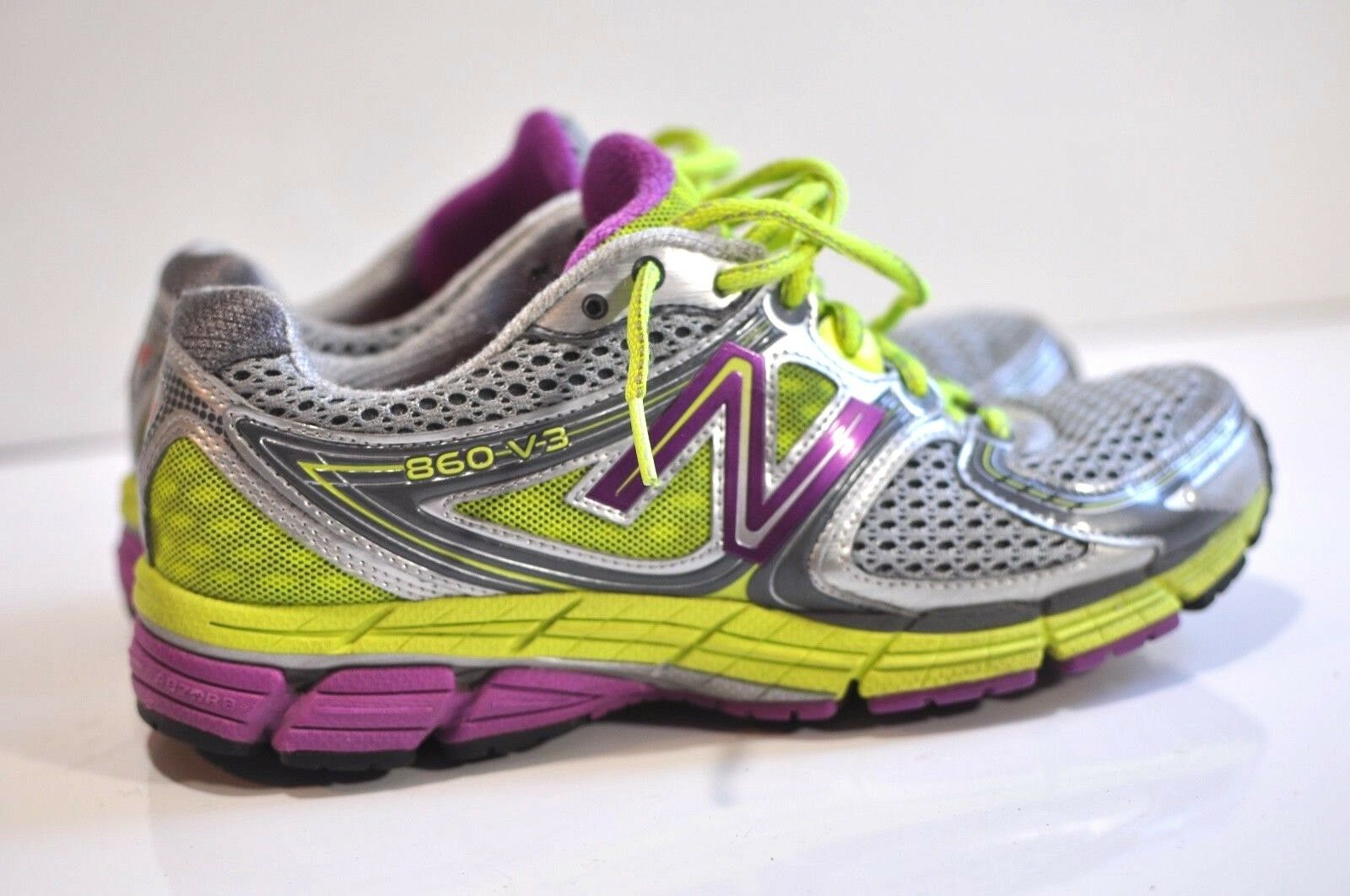 New Balance 860 V-3 femmes running chaussures Taille 10 10 10 made in USA 47ecb5