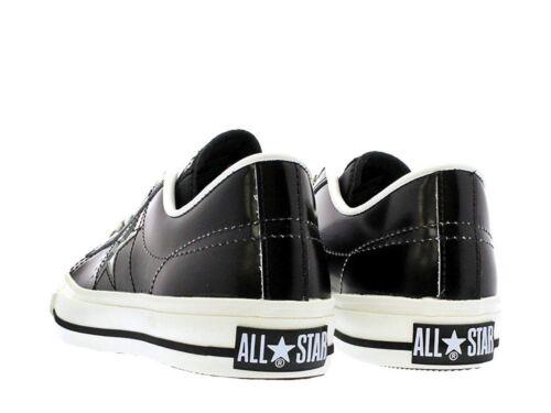 Au Noires toile Japon Baskets Neuf Converse Chaussures Blanches Unique J Fait Yfgv76yb