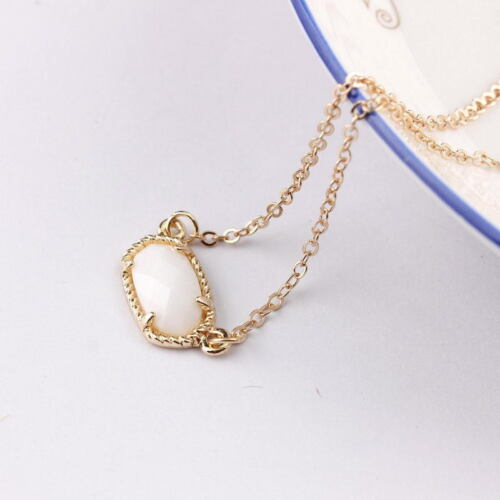 2019 New Abalone Shell Choker Necklace Claw Cute Oval Pendant Necklace for Women