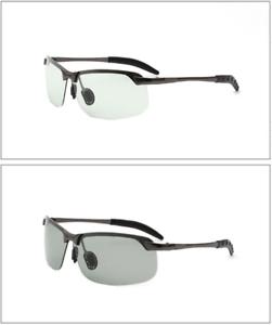 Polarlens Fotocromatico Polarizzati Occhiali Lenti Ciclismo Corsa Guida Sports