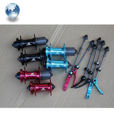 JOYtech Ball Bearing Hub 32H Mountain MTB XC AM Bike disc brake Hubs Front Rear