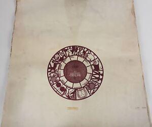 METIERS-12-LITHOGRAPHIES-SIGNE-PAR-CHAQUE-ARTISTE-1965