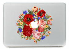 "Colorful Flowers Apple Macbook Sticker for Macbook Air/Pro/Retina 13""15""17"""