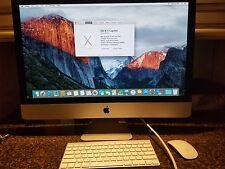 """Apple iMac Retina 5K 27"""" i7 4GHz 16GB 128GB SSD + 3TB, Radeon R9 M295X 4GB A1419"""