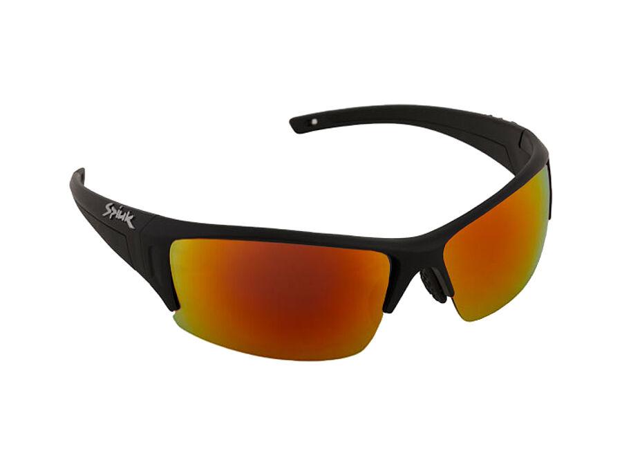 Sonnenbrille Spiuk Spiuk Spiuk binomiale dunkel   dunkel - Linse austauschbare 5c5ae4