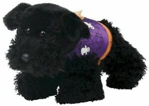 """TY Beanie Baby - TREMBLE the Scottish Terrier Dog (TY Store Exclusive) 7""""...NEW"""