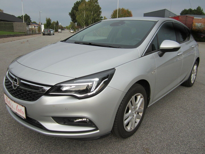 Brugt Opel Astra T 105 Enjoy i Solrød og omegn