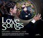 Love Songs von Diana Ketler,Konstantin Lifschitz (2012)