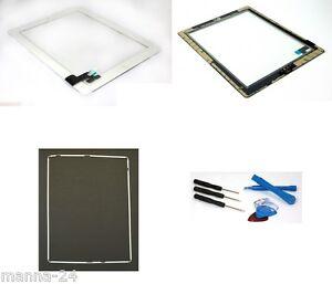 Apple-Ipad-2-ecran-tactile-numeriseur-verre-A1395-EN-BLANC-CADRE-outil