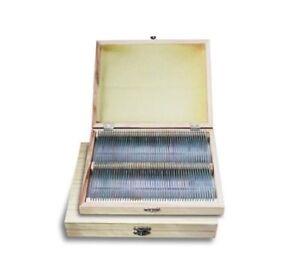 Human-Tissue-Sections-Histology-Prepared-Specimen-100-PCS-Microscope-Slides