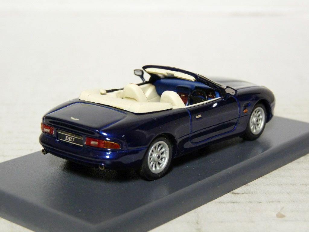 SMTS CL44 1 43 1996 Aston Martin DB7 Volante Volante Volante Handmade White Metal Model Car 7c1086