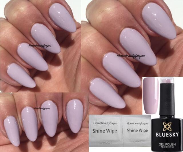 Bluesky Nail GEL Polish Colour A90 Stone UV LED Soak off Fast ...