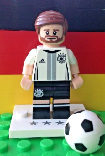 Rare LEGO World Cup FIFA Germany Minifigures 71014  German Football Russia Kroos