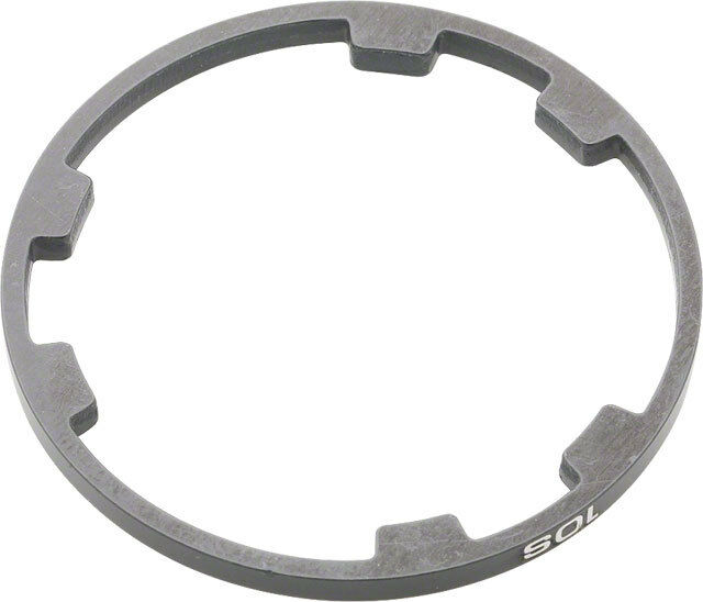 SHIMANO DURA-ACE 7800, ULTEGRA 6600 10-SPEED BICYCLE CASSETTE COG SPACER-2.35MM