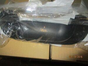 Dorman 83200 Dodge RAM 1500 Black Replacement Tailgate Handle