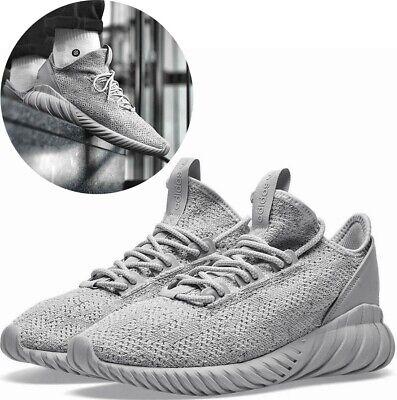Adidas Tubular Doom Sock PK Herren Schuhe Textil Sneaker adv nmd Men Shoes grau | eBay