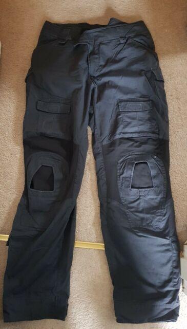 Crye Precision AC gen2 Combat pants 38 L Black UKSF SAS CAG SF SEAL