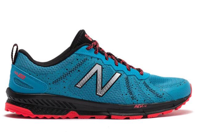meilleur service 73b60 dca00 NEW New Balance MT590LV4 Trail 590v4 Men's Blue Lifestyle Running Shoes