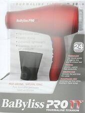 BaBylissPRO Tourmaline Titanium 3000 Blow Dryer