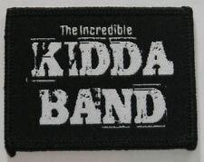 MUSIC - KIDDA BAND - WOVEN BADGE/PATCH