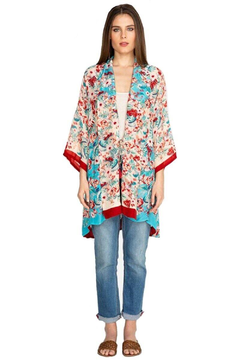 Johnny Was Jade Kimono - - - C46219b2 | Jeder beschriebene Artikel ist verfügbar  | Feinen Qualität  | Schöne Farbe  | Sale Outlet  | Schön und charmant  8fcea6