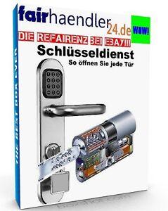 SCHLUSSELDIENST-TOP-RATGEBER-So-oeffnen-Sie-jede-Tuer-SCHLOSS-EBOOK-PDF-E-Lizenz