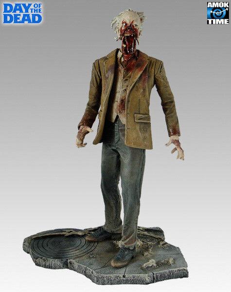 MONSTARZ Day of the Dead Dr. Tongue Zombie Action Figure NIP Romero Savini
