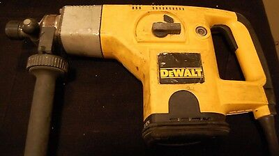 "DeWalt DW531K 1-1/2"" Heavy Duty SDS Rotary Hammer Drill (120 Volt) + 3 Bits"