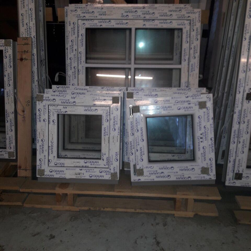 Ny Plastdør Fra 1650kr vindue fra 495kr