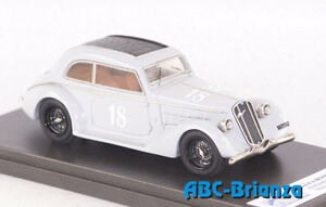 Am43346 Alfa Romeo 6c 2300b en tournée Mille Miglia 1937 # 18