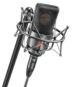 Shock-Mount-Microphone-Holder-Clip-For-Neumann-TLM-103