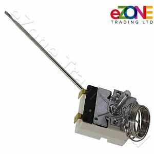 Franc Thermostat 50 C - 320 C Four Lave-vaisselle Crêpe Plaque Chauffante 950 Mm Capillaire 160 Mm Ampoule-afficher Le Titre D'origine