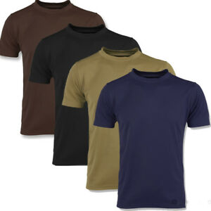 564c67b4 Image is loading BRITISH-ARMY-ISSUE-COOLMAX-WICKING-T-SHIRT-LIGHTWEIGHT-