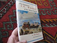 Notorious I.C. Woods Adams Express 1986 Biography Illus 1st Bank Failure CA