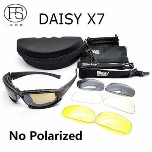 Daisy C5 Military Glasses Men Tactical Polarized Glasses Outdoor Sport Gafas Dai